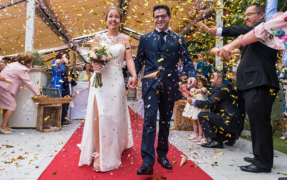 Reportaje de boda - Sergio Cuesta