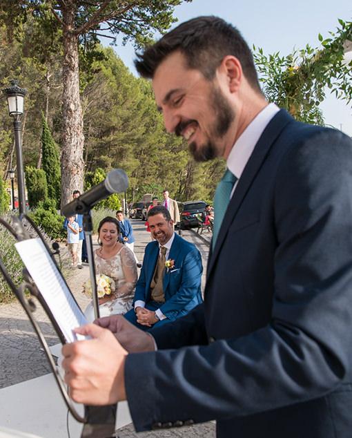 Fotos de boda - Sergio Cuesta