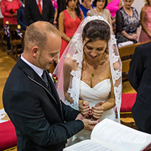 Servicio de fotografía de boda
