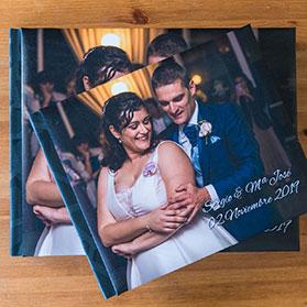 Album de boda para padres